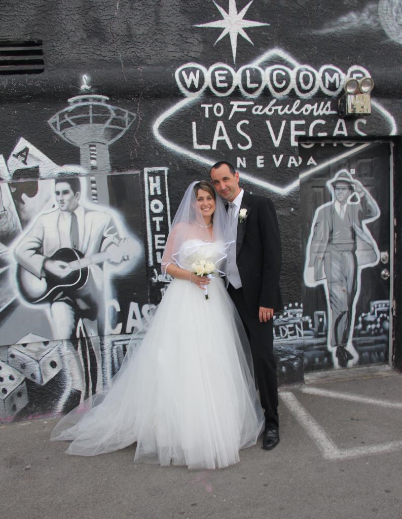 Vegas Wall