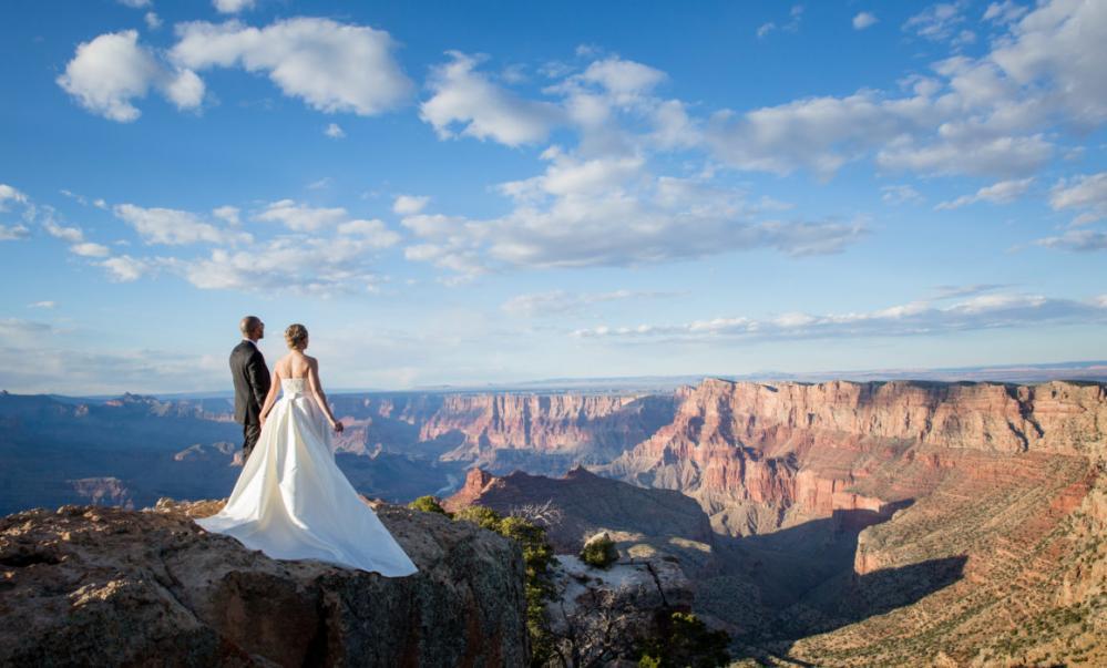 MARIAGE GRAND CANYON