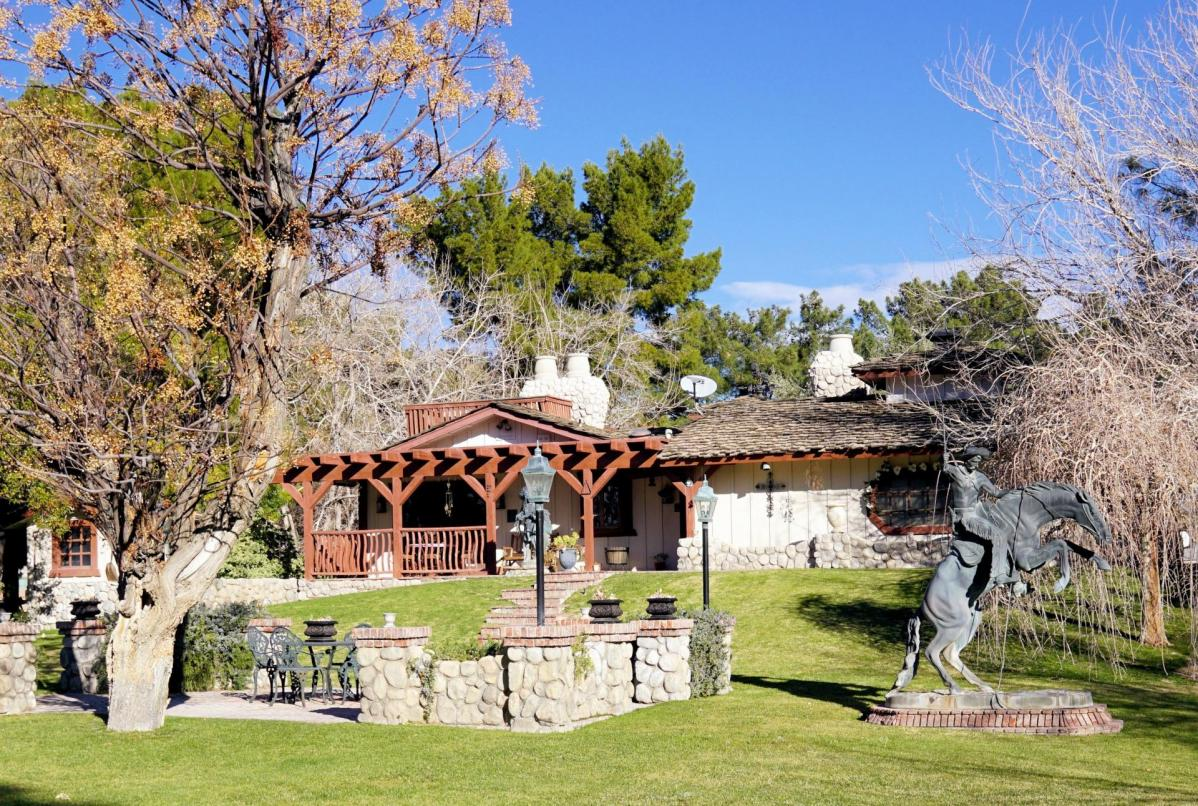 LEGEND RANCH