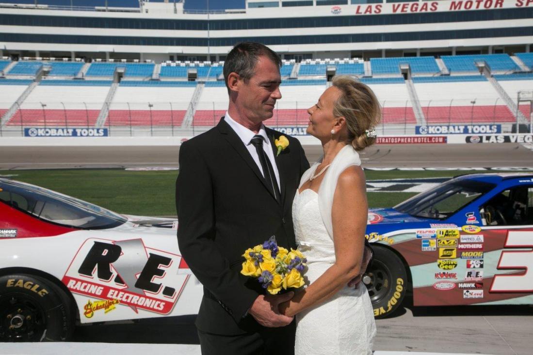 MARIAGE SPEEDWAY LAS VEGAS