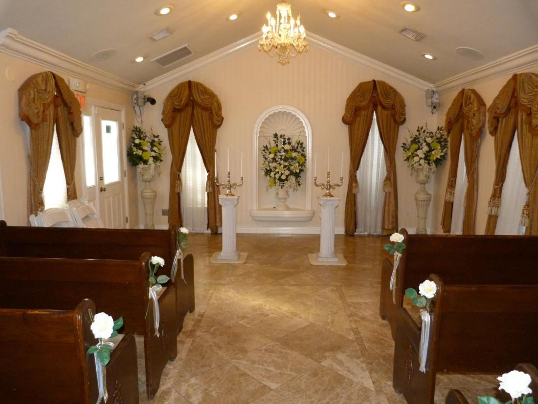 Chapel victorian