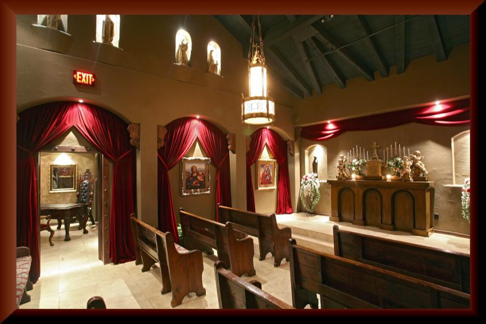 Chapelle Médiévale