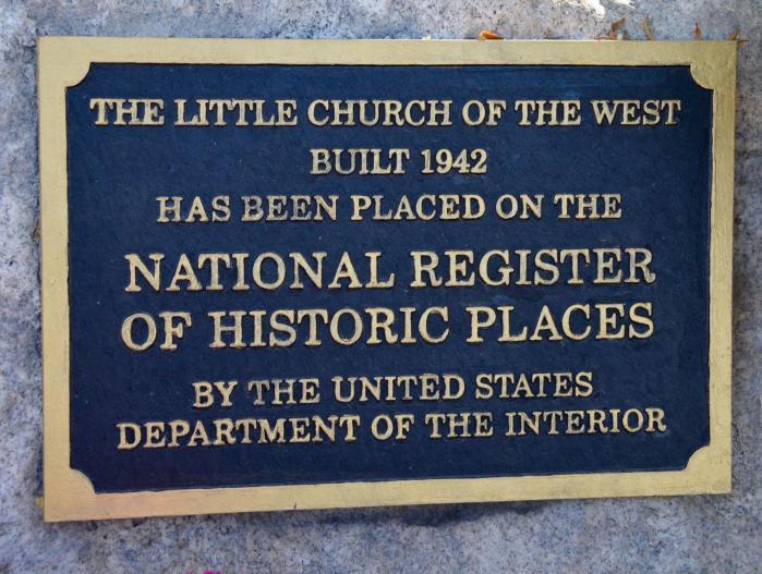 chapelle historique