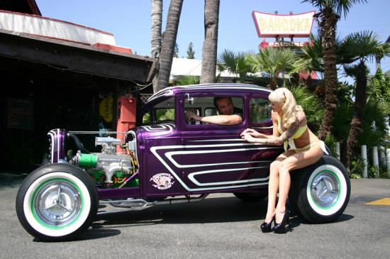 Hot rod pin up girls wallpaper photos pictures 9