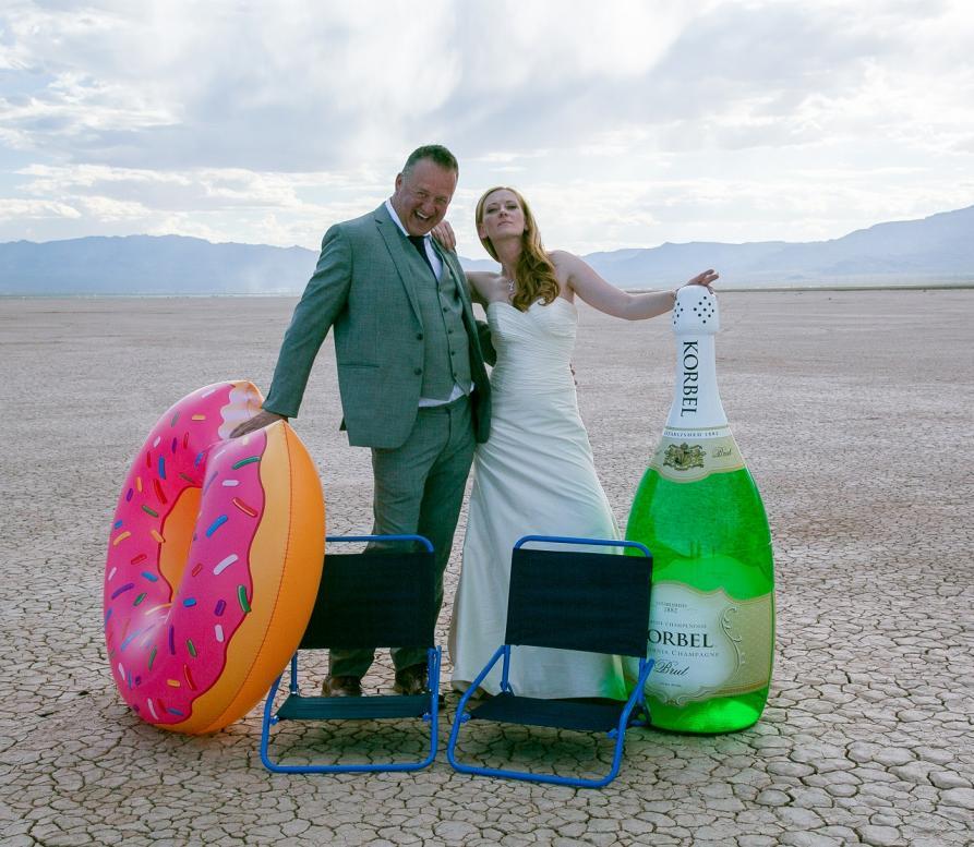 Nelson mariage a las vegas