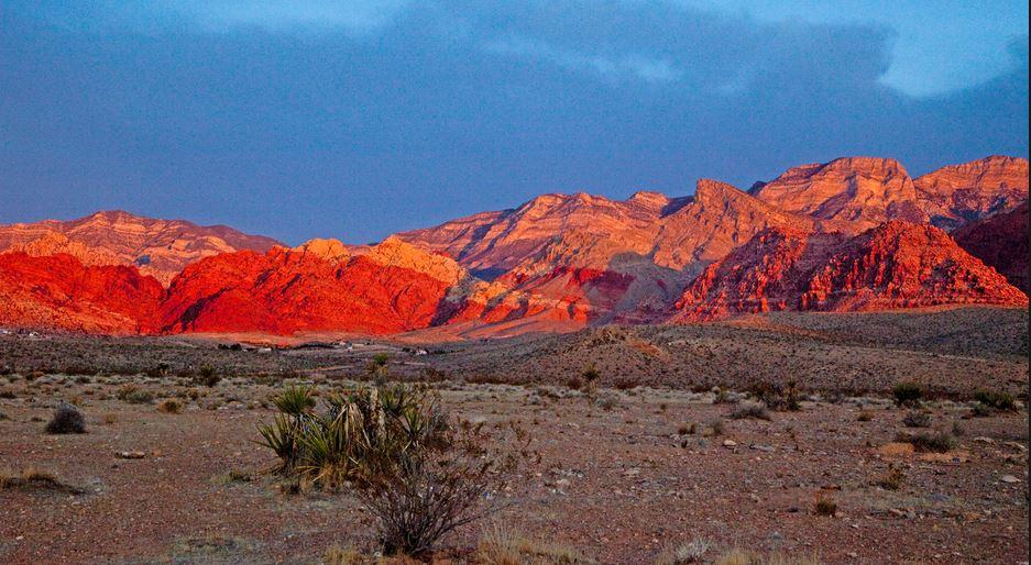 Red rock canyon vegas