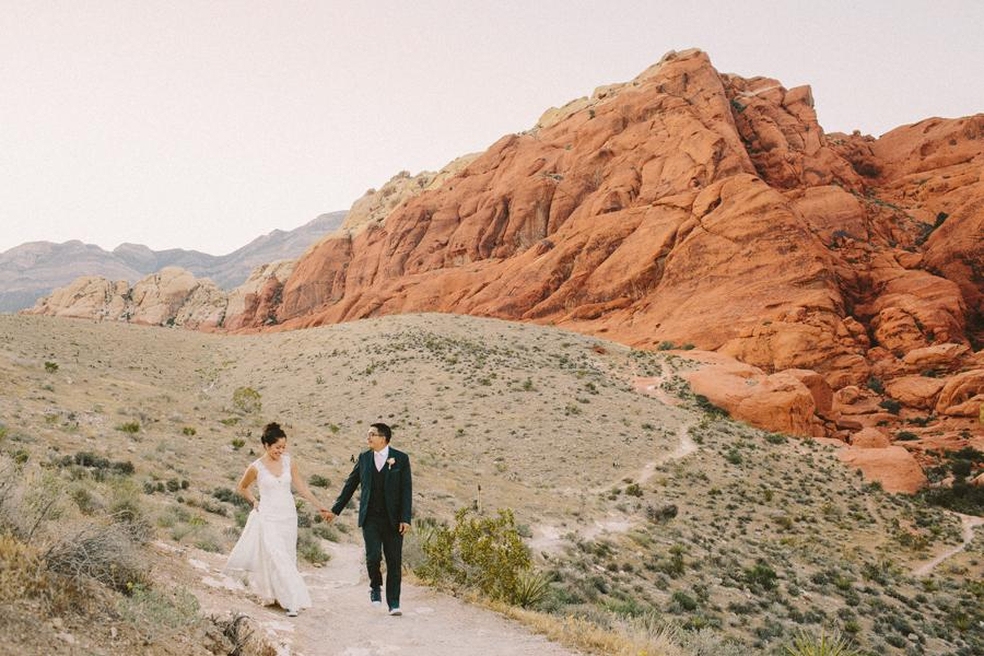 Red rock wedding las vegas
