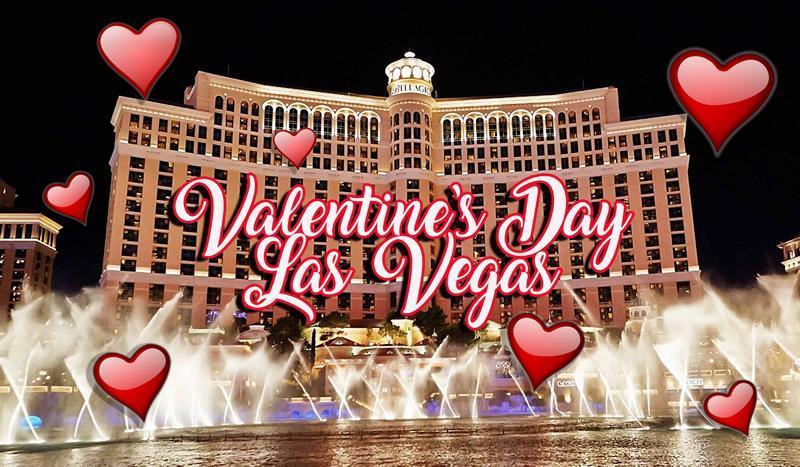 Valentines day in las vegas 1