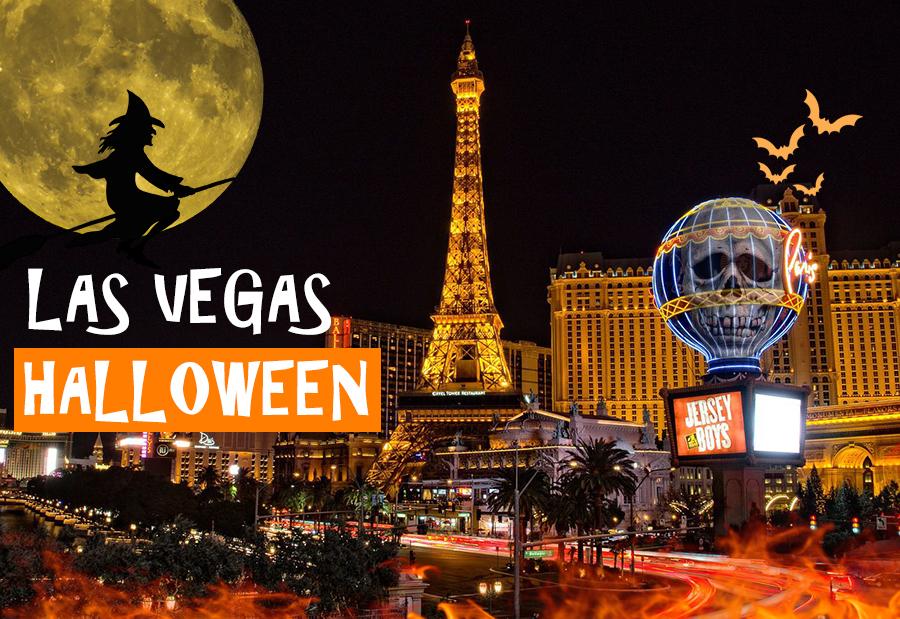 Vegas halloween